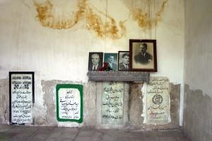 Family Burial Chambers, Iran, Qazvin 2005