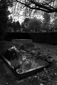 France, Paris, Pere Lachaise, 2006