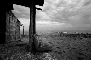 Sea, Iran, Gilan 2008