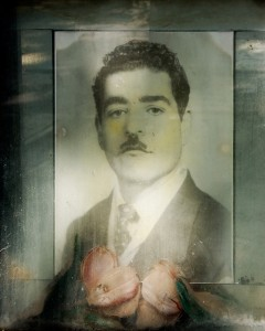 Ye Photograph, remain eternal as a memorial of me!, Iran, Qazvin, 2004