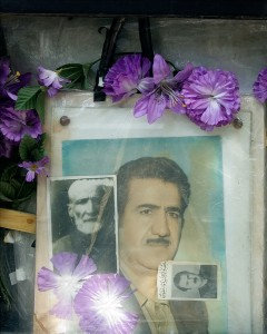 Ye Photograph, remain eternal as a memorial of me!, Iran, Qazvin, 2005